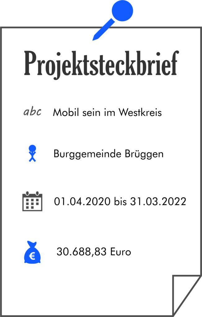 """""""Mobil sein im Westkreis"""""""