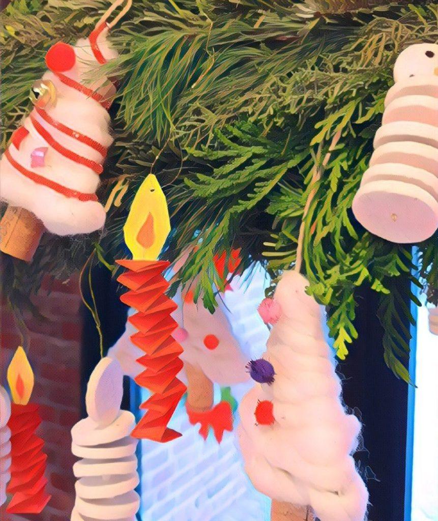 Weihnachtsgruß und Öffnungszeiten